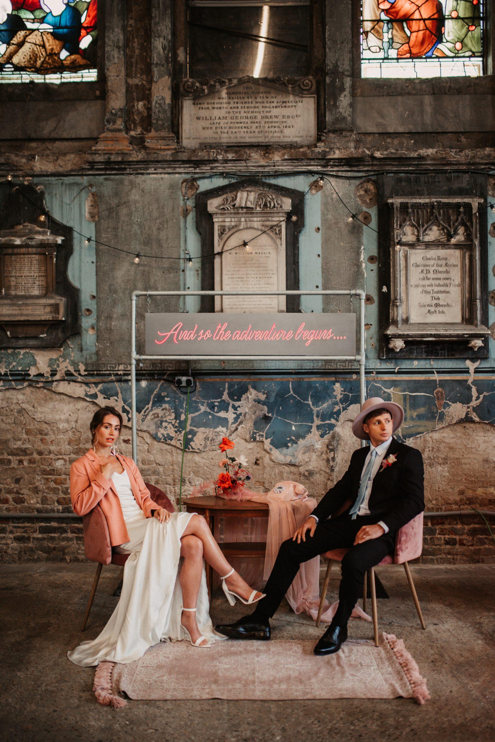Asylum Chapel Wedding Photography-172