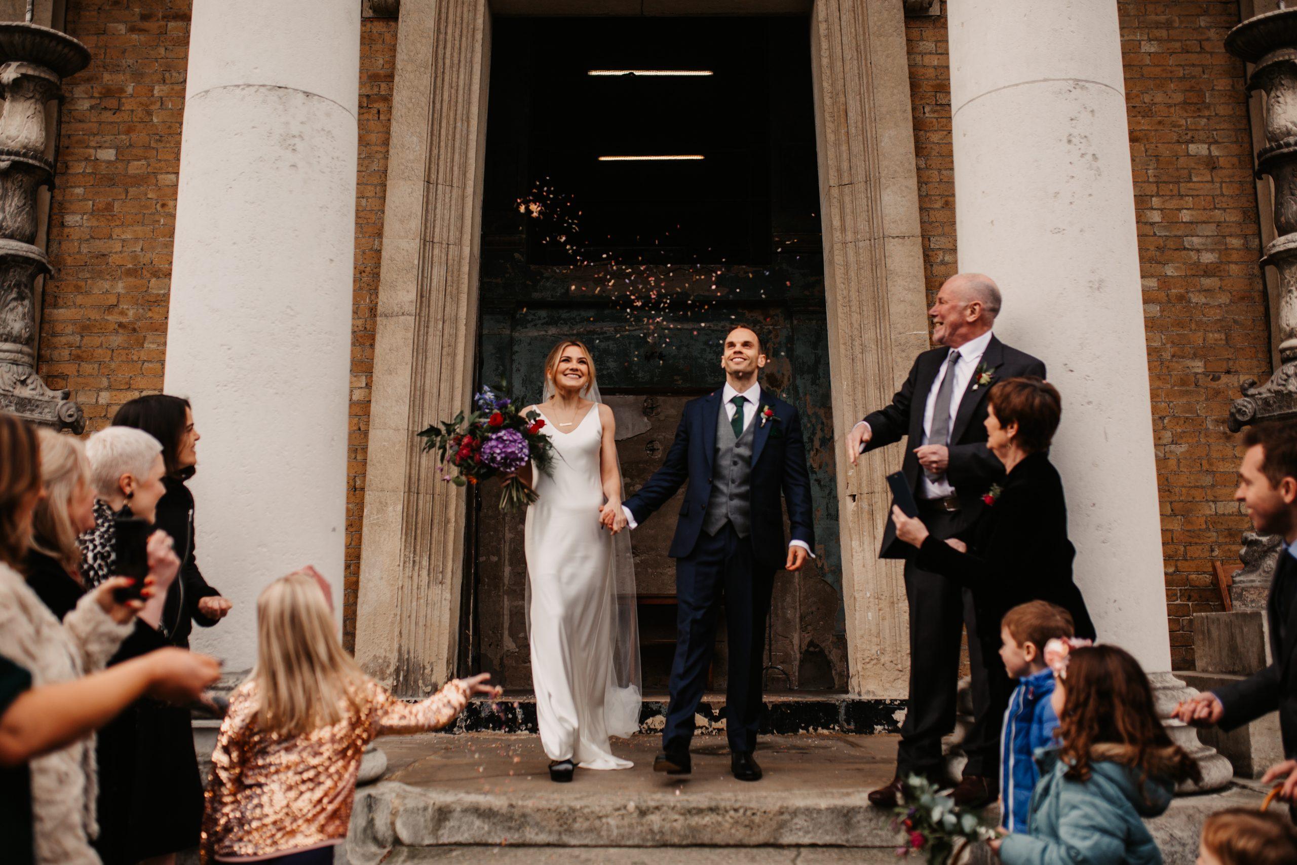 James & Ruth's Asylum Chapel Wedding Photography-315