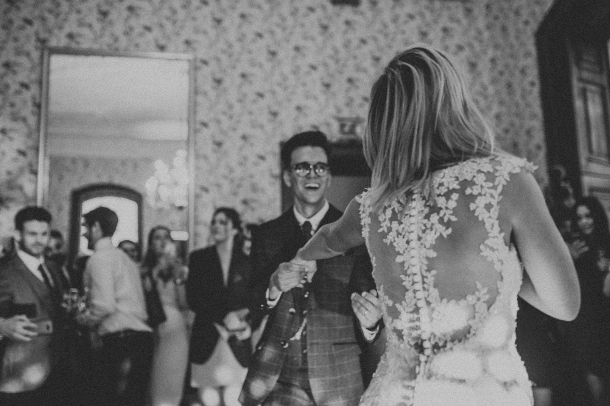 Beth & Samuel's Kings Weston House Bristol Wedding-1034
