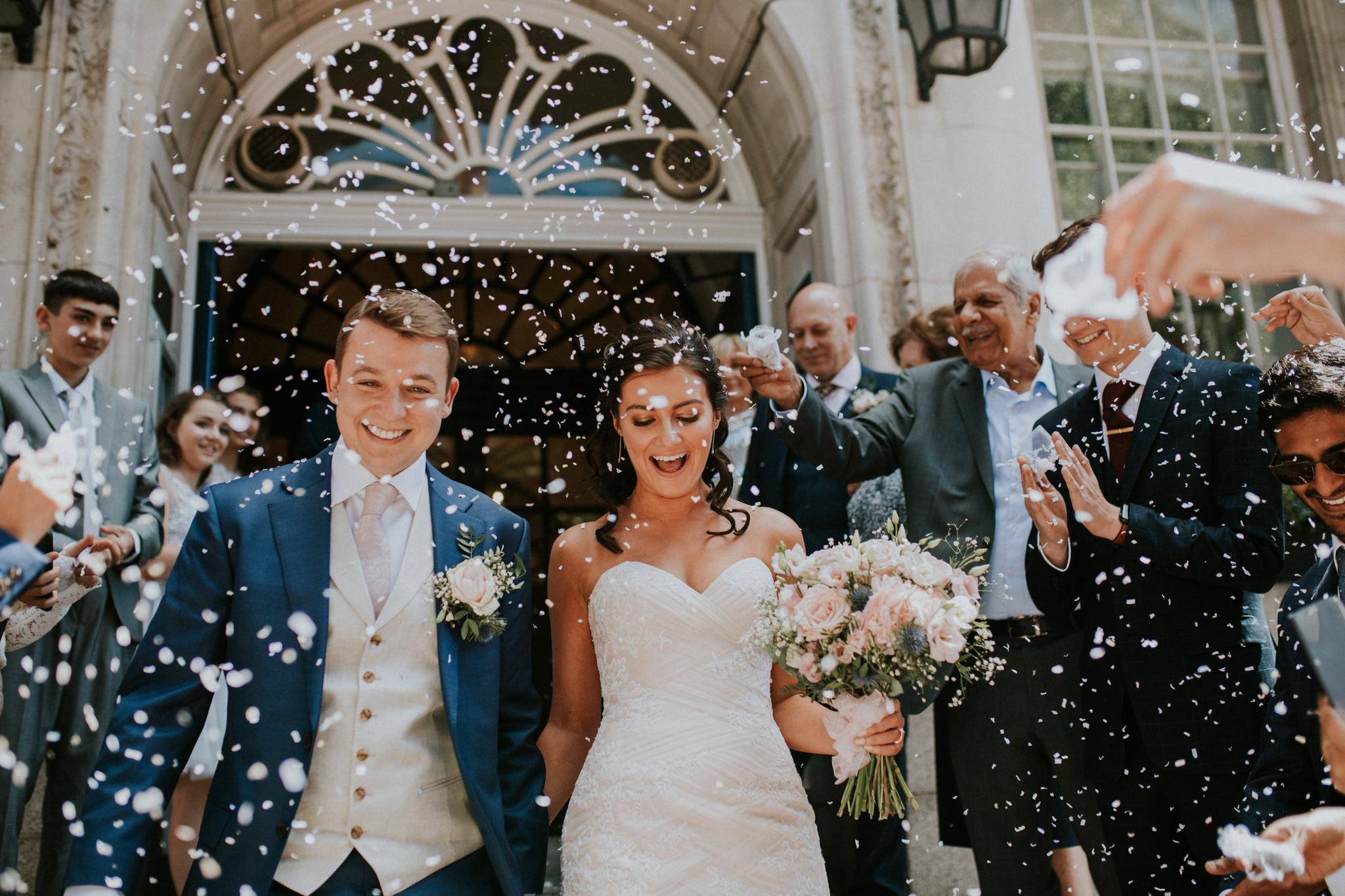 Charlie & Laurence's Chelsea London Wedding-231