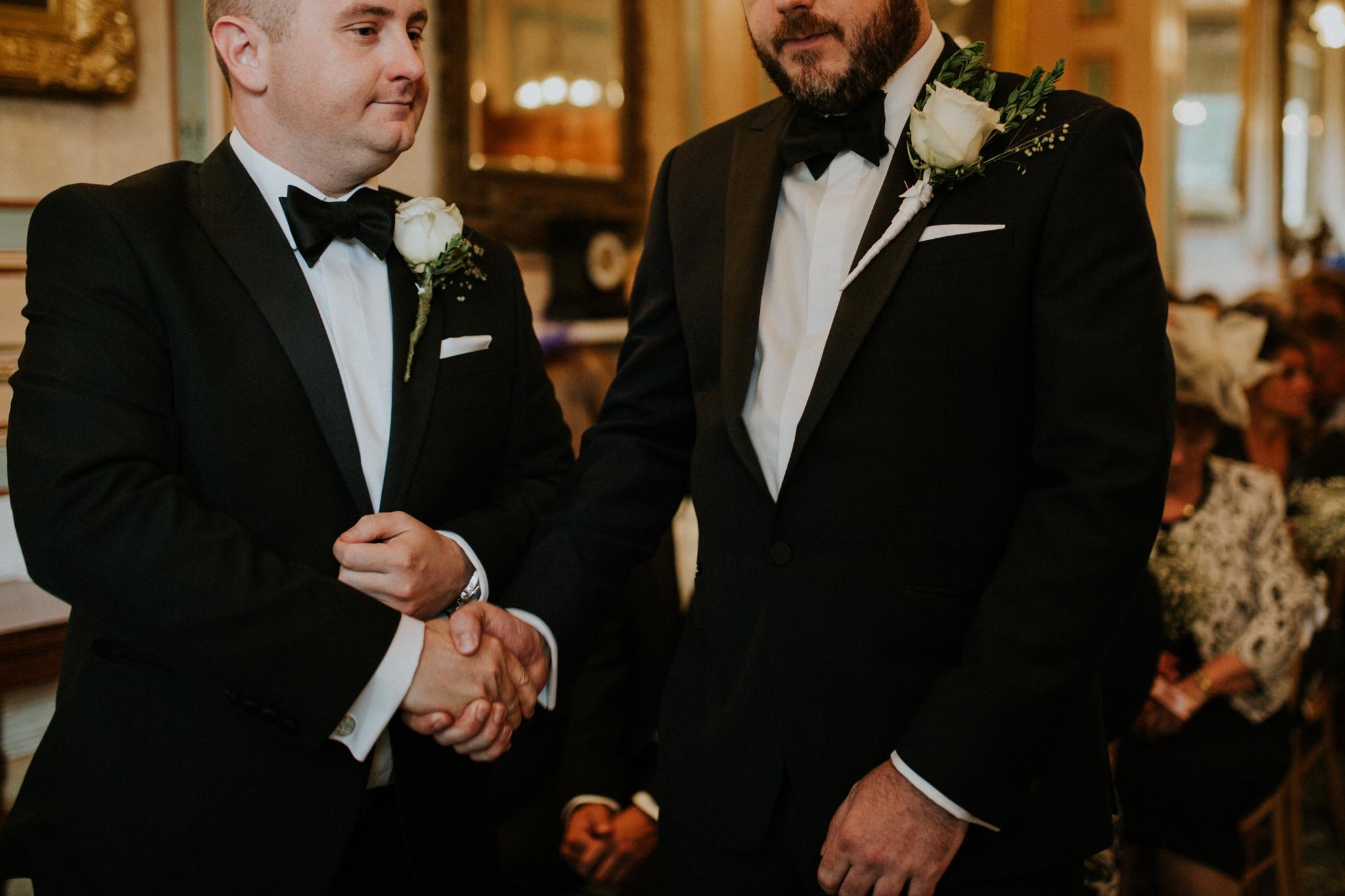 Matt & Natalie's Clifton Mansion House Wedding-120
