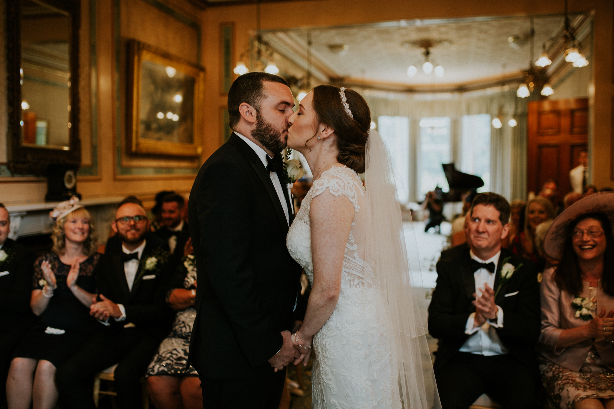 Matt & Natalie's Clifton Mansion House Wedding-213