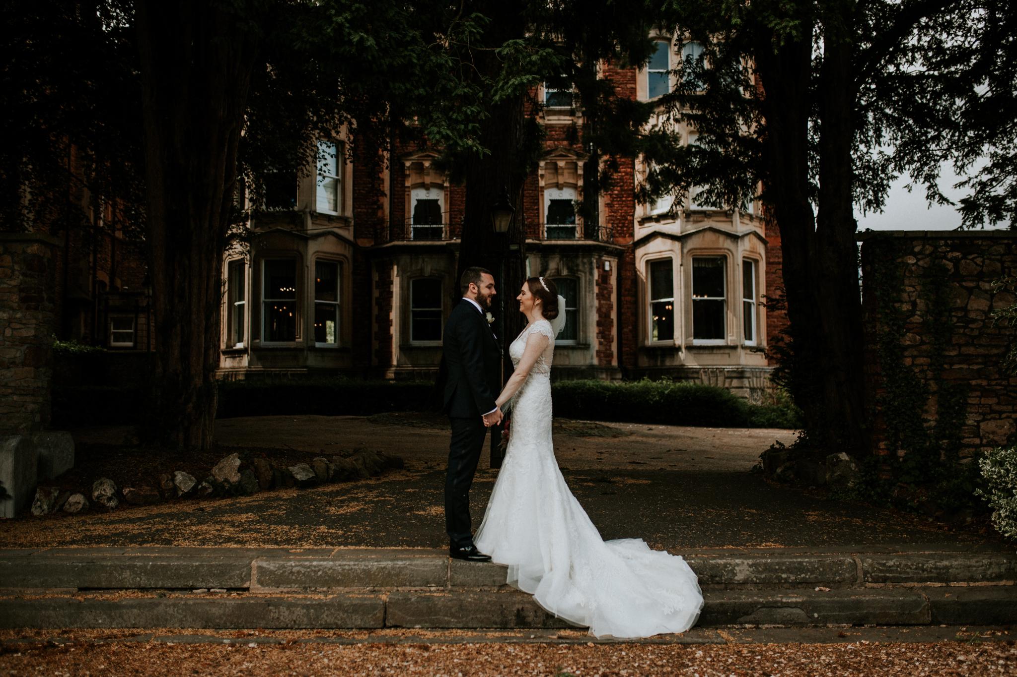 Matt & Natalie's Clifton Mansion House Wedding-477