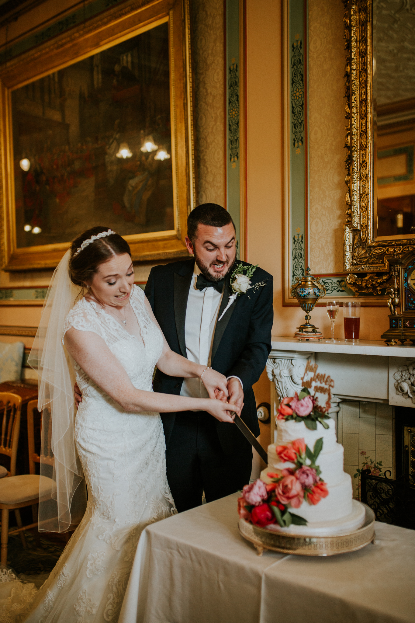 Matt & Natalie's Clifton Mansion House Wedding-833