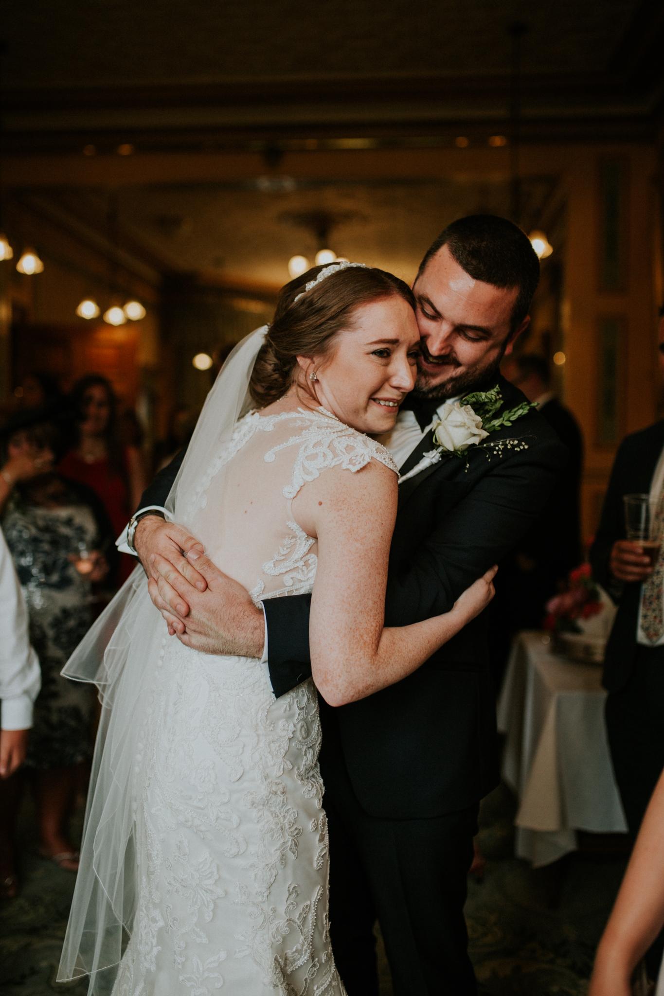 Matt & Natalie's Clifton Mansion House Wedding-872
