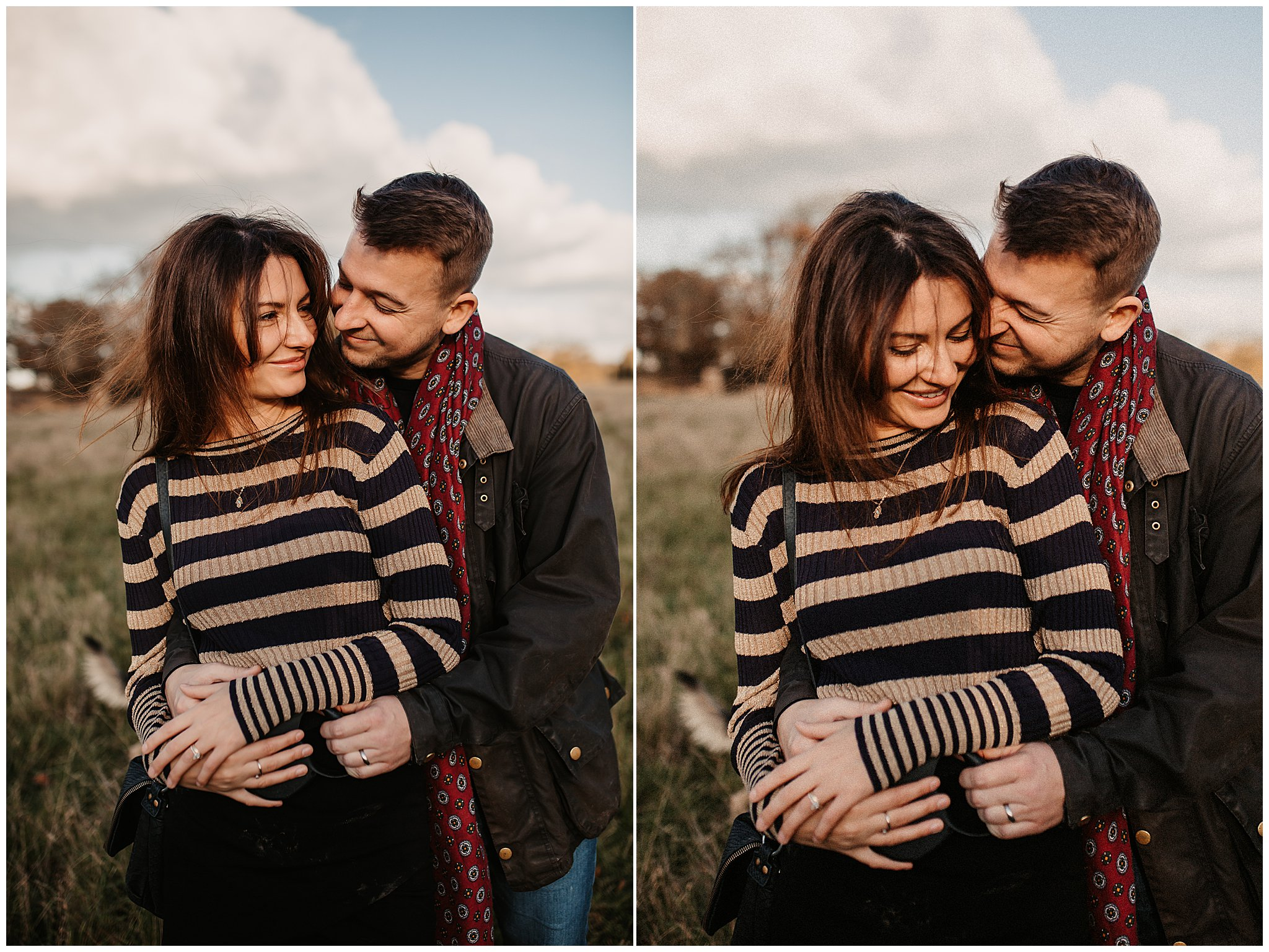 Charlie & Laurence Autumn Bushy Park Couple Shoot-96.jpg