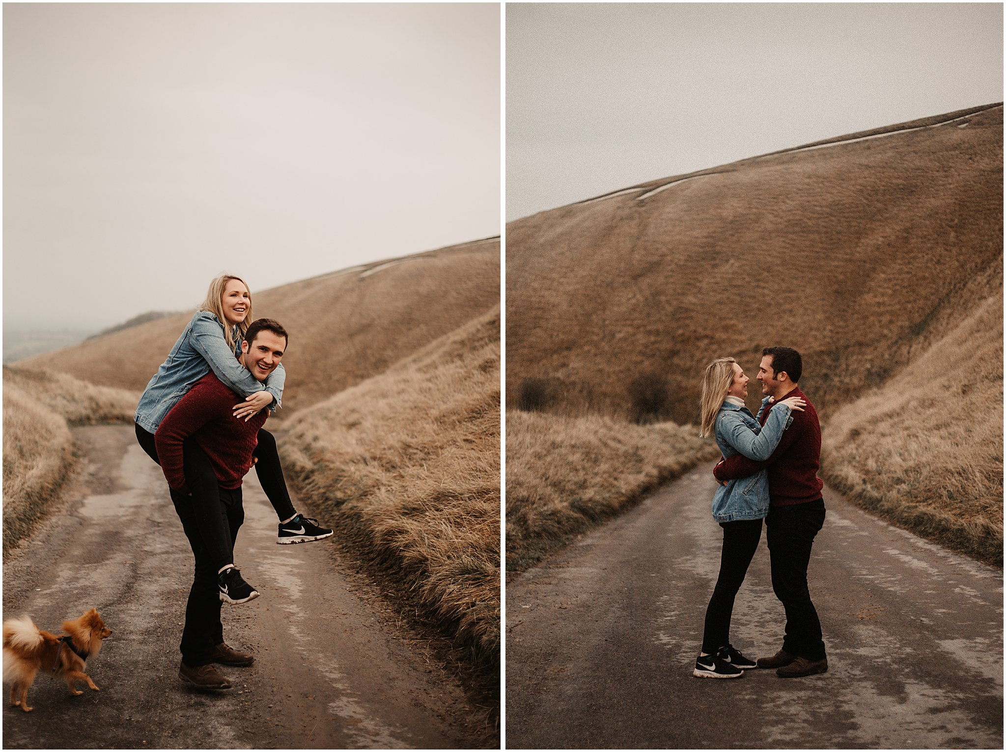 Mike & Charley_s Winter Engagement Shoot Wiltshire-145.jpg