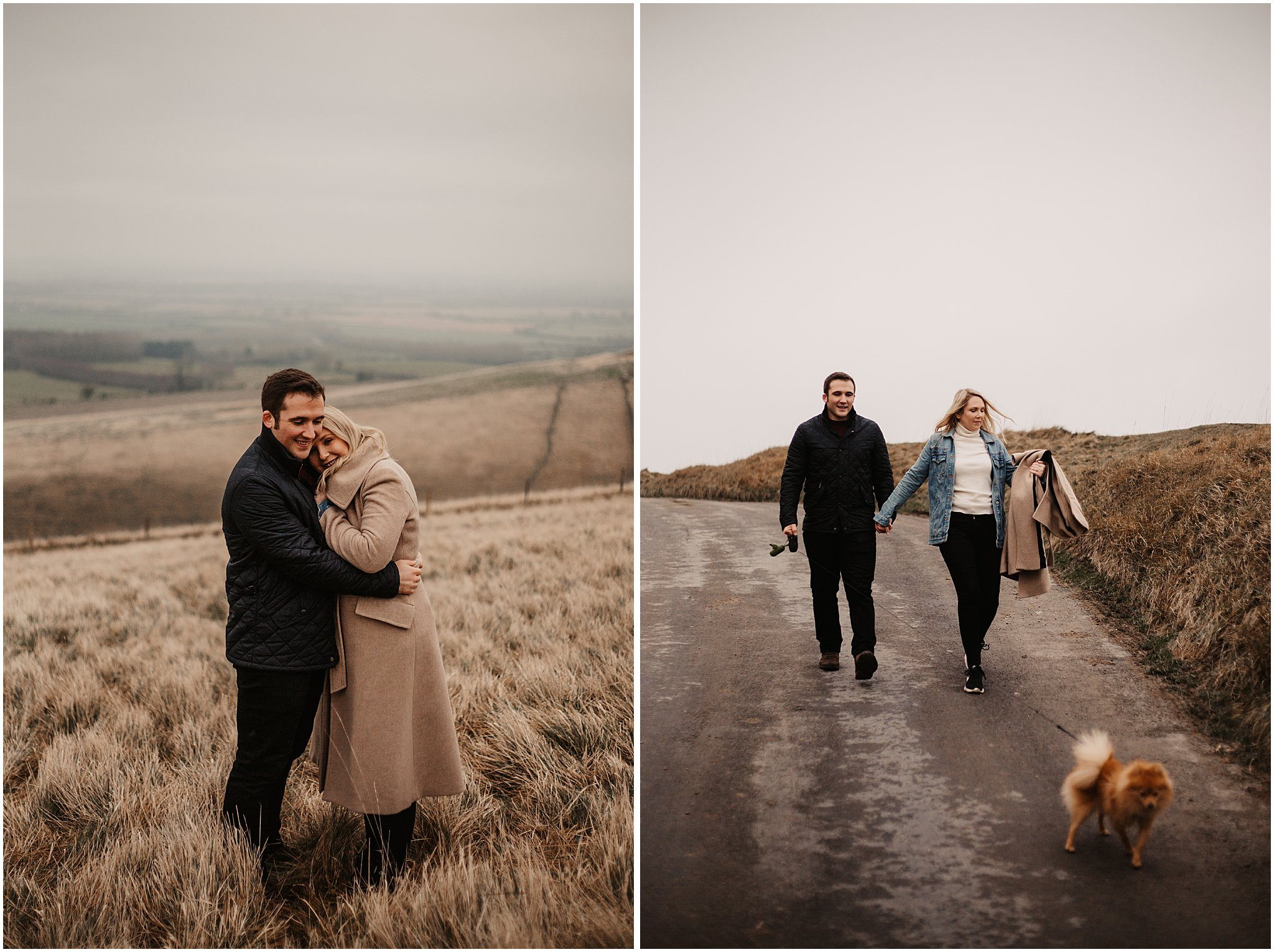 Mike & Charley_s Winter Engagement Shoot Wiltshire-28.jpg