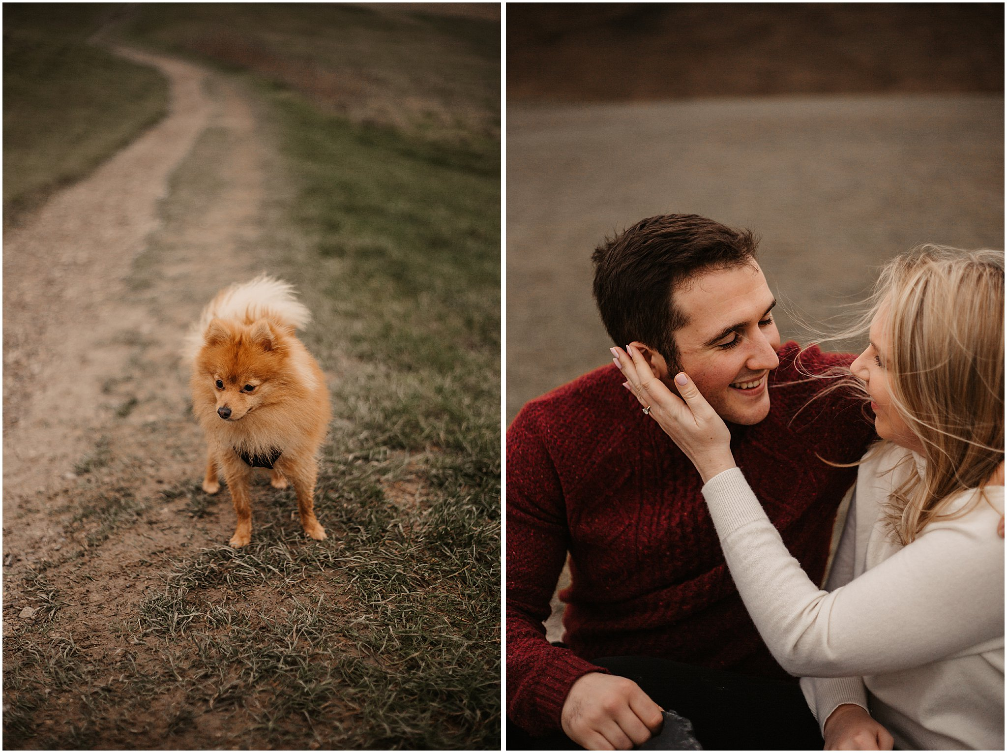 Mike & Charley_s Winter Engagement Shoot Wiltshire-37.jpg