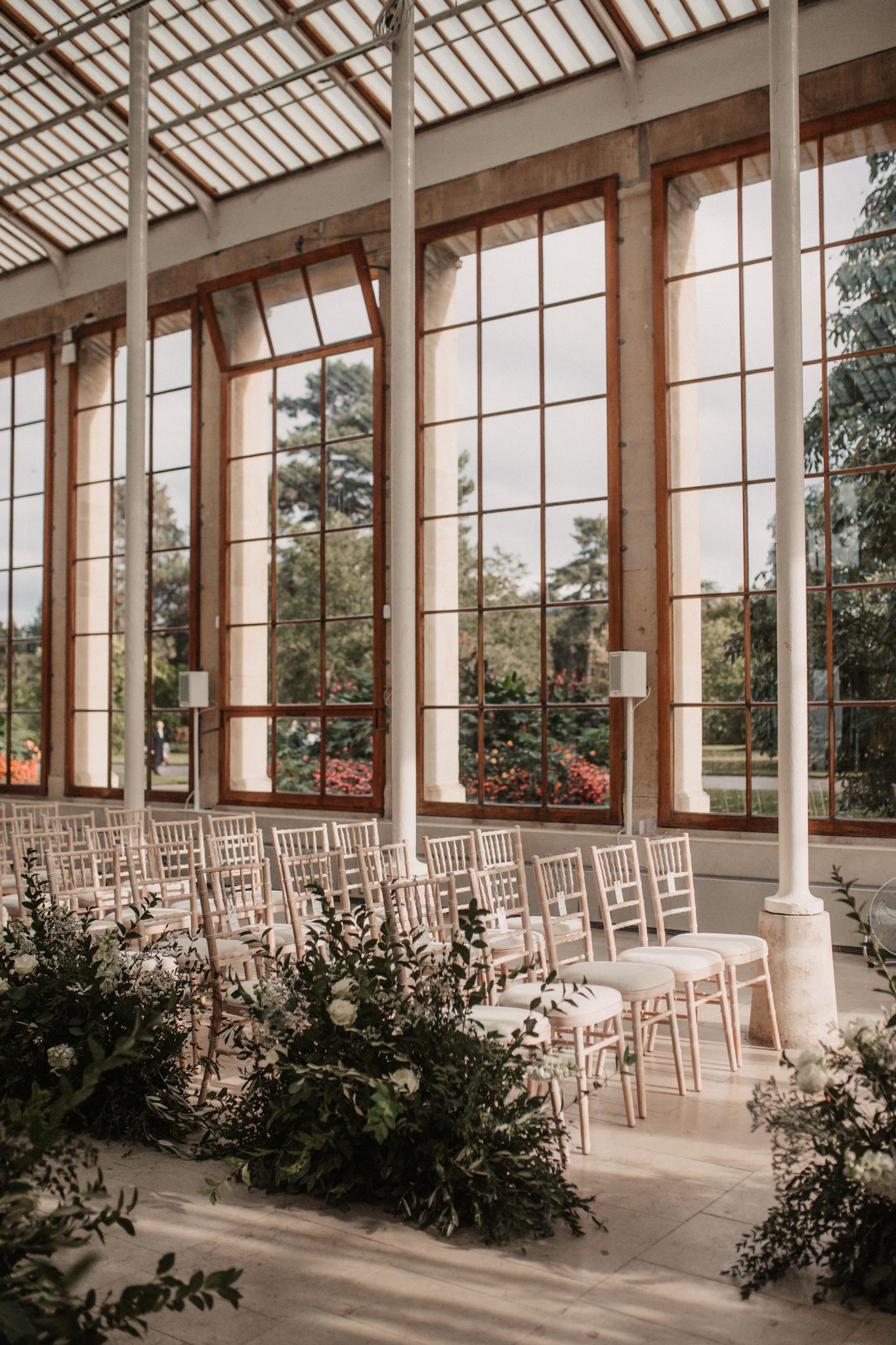 Kew Gardens Wedding Photography-24